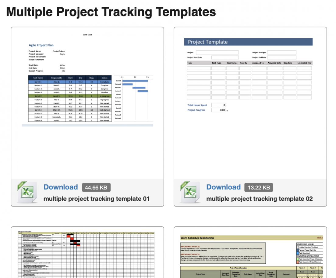 The Best Resource Allocator Templates to Help Your Team Double Output in 2020 10