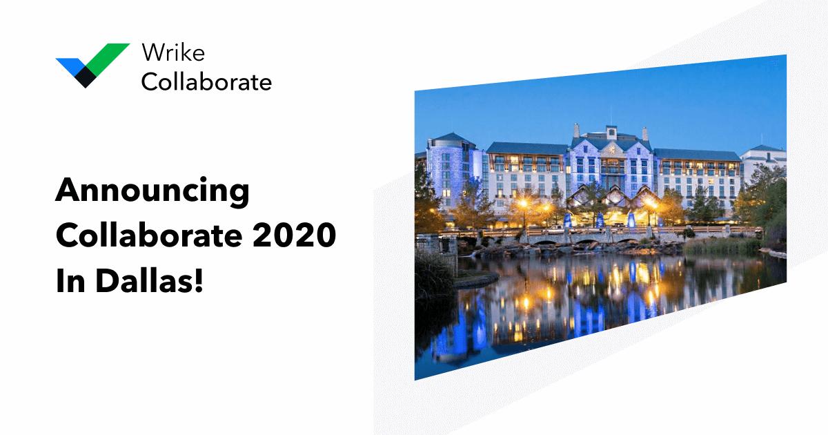 20 cosas que aprendimos en Collaborate para triunfar en 2020 Publicación 5 del blog