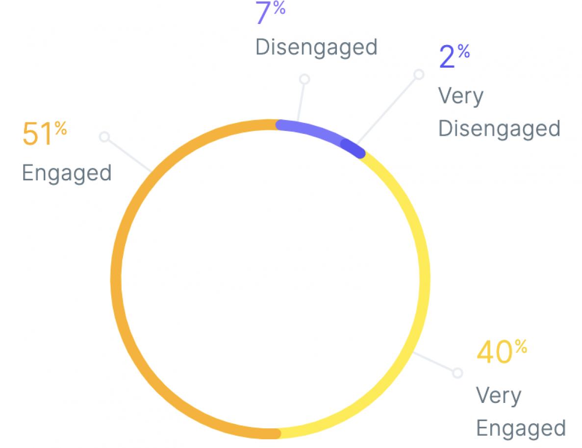 Employee Engagement Survey - The Productivity Gap 1