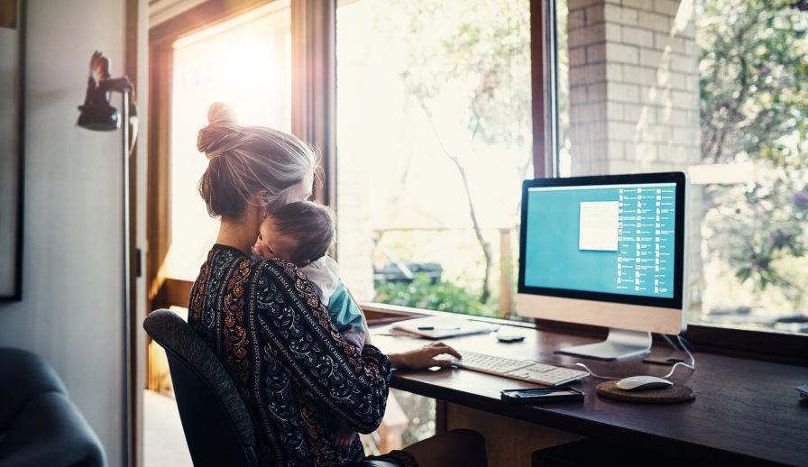 5 Tips to Work From Home With Children