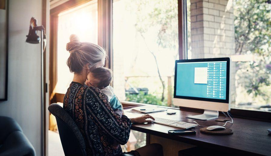 Comment travailler depuis chez soi en présence de ses enfants