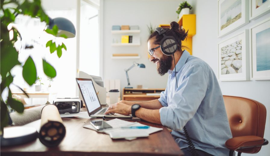 Benefits of Working From Home for Enterprise Employers