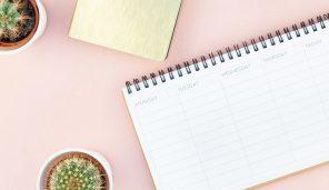 Comment planifier votre semaine de travail lorsque vous travaillez à domicile