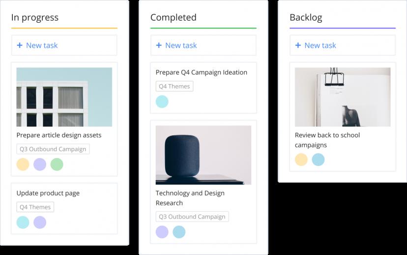 Wrike for Marketers Performance capacita a los equipos remotos para responder a todo tipo de retos, desde una mejor creatividad hasta campañas basadas en datos 2
