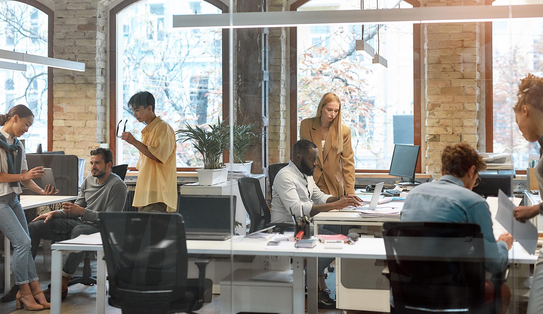 Cómo garantizar la colaboración interdisciplinaria en tu empresa