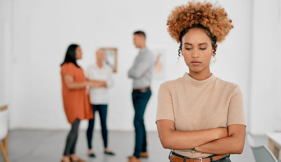 How To Overcome Negativity in the Workplace