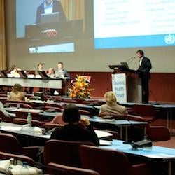 Making a Difference at the Geneva Health Forum