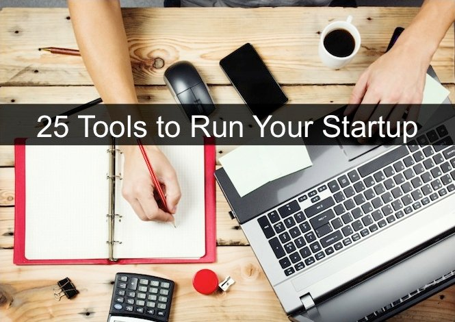 Top Tools & Software for Startups