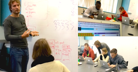 Wrike Hosts an #HourofCode to Support Computer Science Education Week