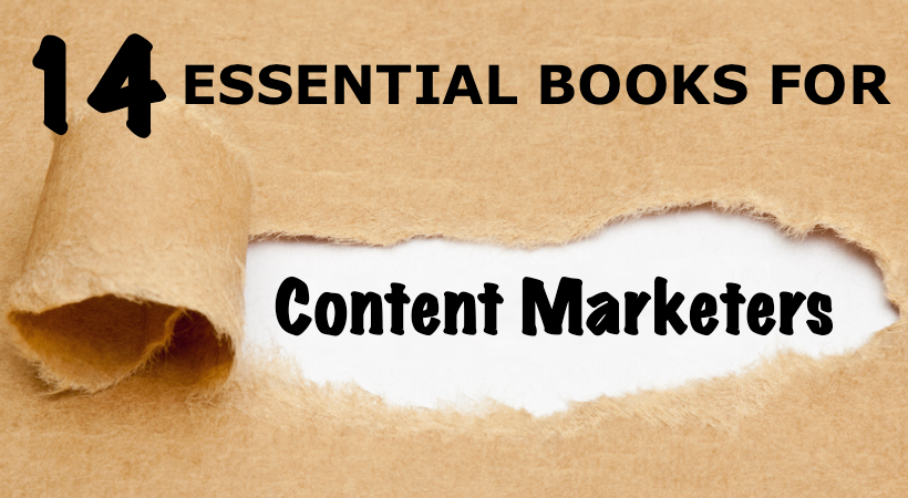 14 Essential Books for Content Marketers