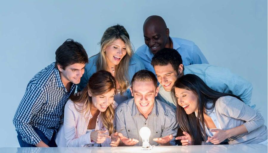 5 formas de aumentar la productividad en los equipos creativos
