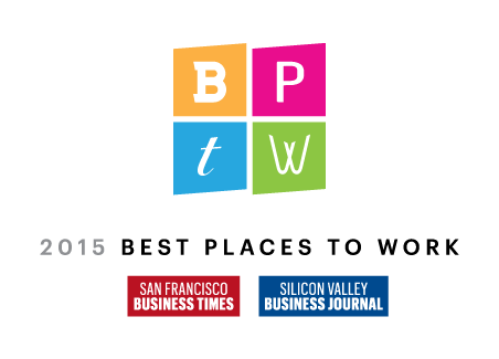 "Wrike Named a ""Best Place to Work"" in the San Francisco Bay Area!"
