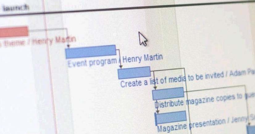 Bases en gestion de projets : utiliser les diagrammes de Gantt