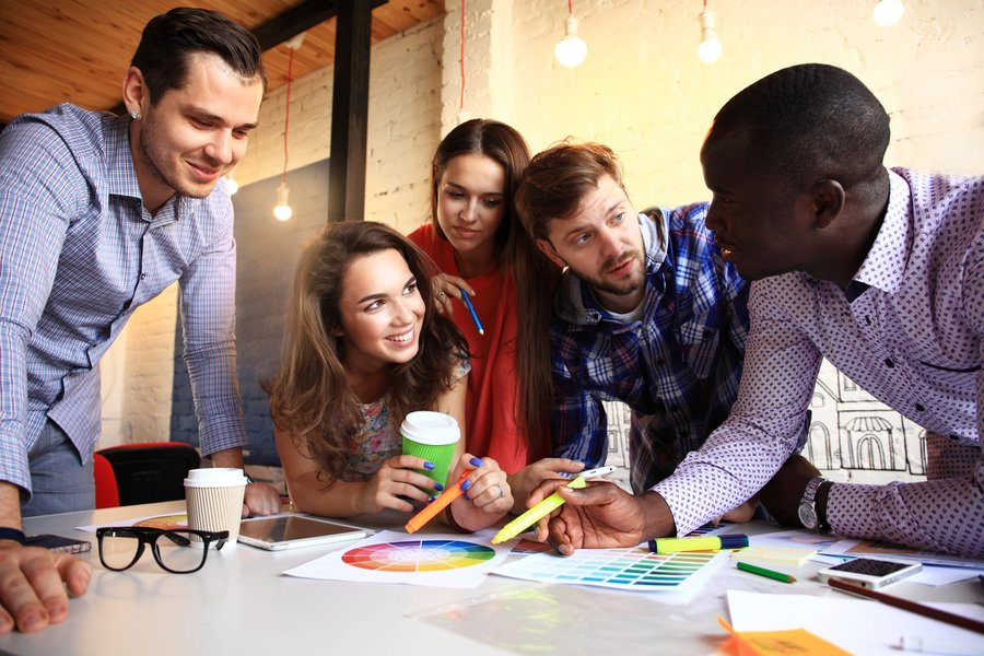 4 Strategies for Developing a World-Class Creative Team