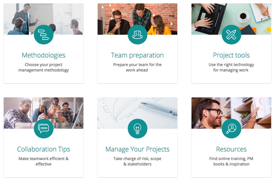 Free Online Project Management Guide for New Project Managers