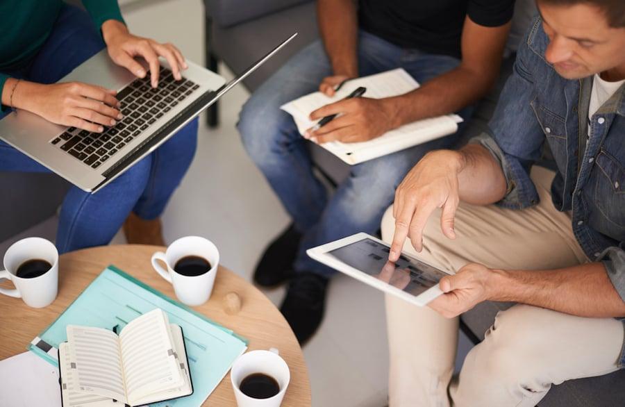 Cómo colaboran los mejores equipos de ventas para obtener los mejores resultados