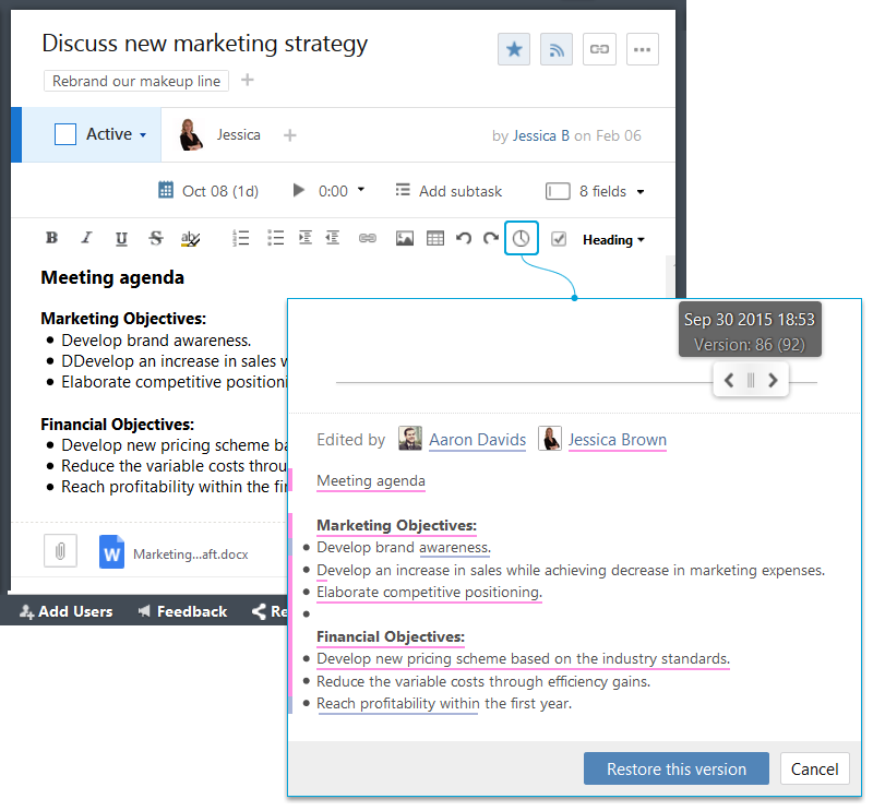 Are You Getting the Most out of Wrike's Document Collaboration Capabilities?