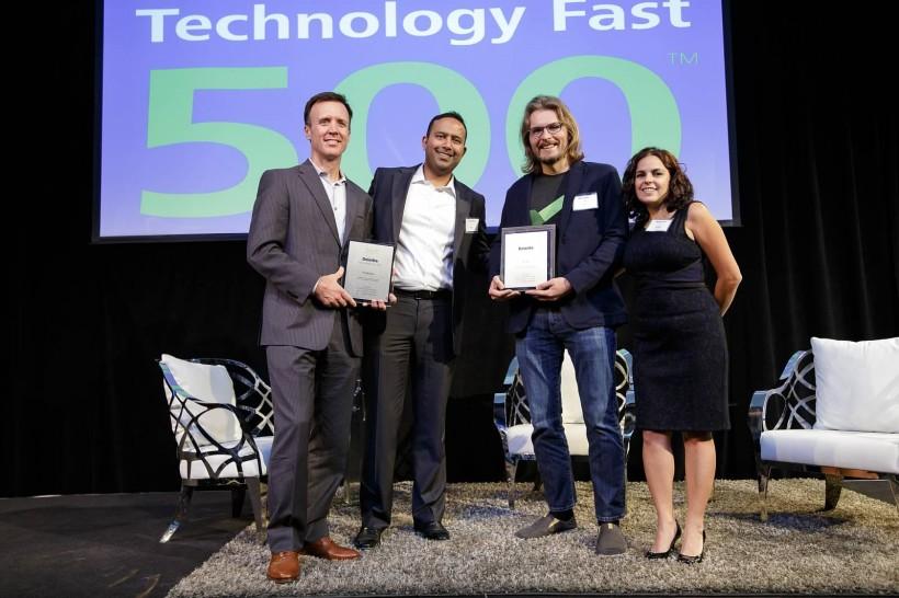 Deloitte назвала Wrike в числе 500 самых быстрорастущих технологических компаний США