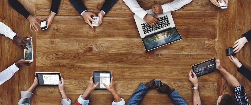 Вышло исследование «Влияние мобильных устройств на продуктивность — 2016»