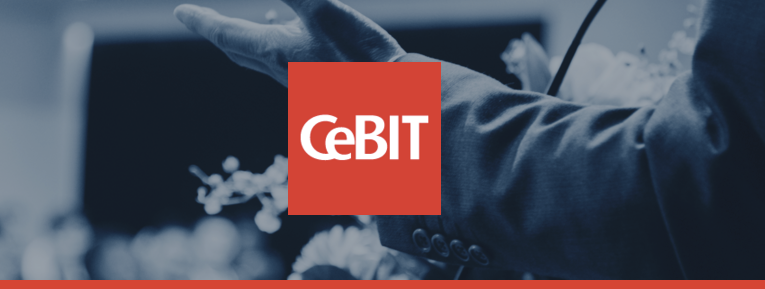 Programm CeBIT 2016: Die besten Termine und Vorträge zur Zukunft des Arbeitens
