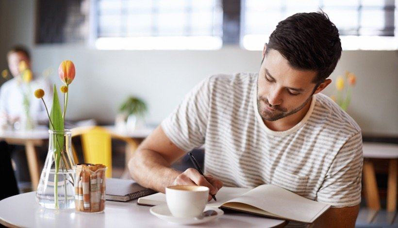 How Writing a Journal Helps Increase Personal Productivity