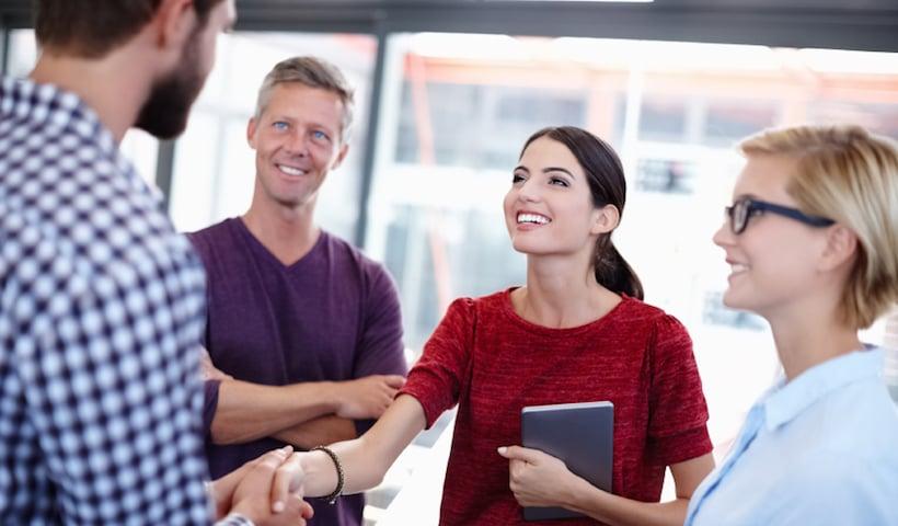 Wie die Einarbeitung Ihrer neuen Mitarbeiter zu einem vollen Erfolg wird