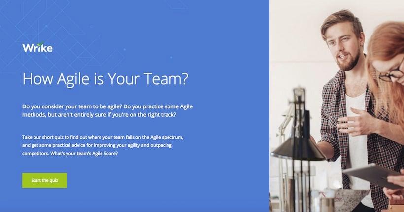 Quiz: What's Your Team's Agile Marketing Score?