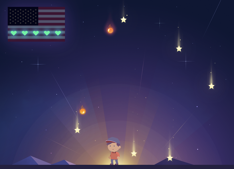 Celebrate July 4th with Our Independence Day Game