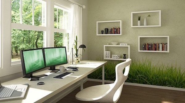 Как создать вдохновляющую атмосферу в своем домашнем офисе