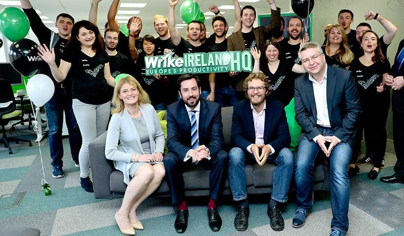 Presenting: the New Wrike Dublin Office