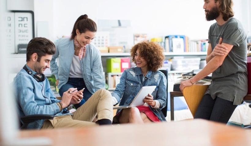 How to Meet Millennials' Standards for Collaboration