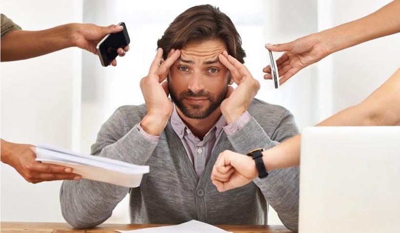 3 Dinge, die einem Projektmanager Kopfschmerzen bereiten