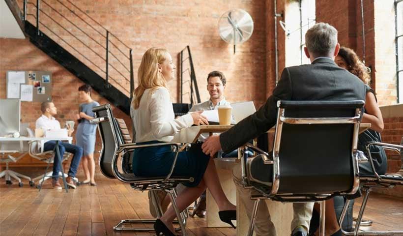 Пять способов организовать эффективную командную работу
