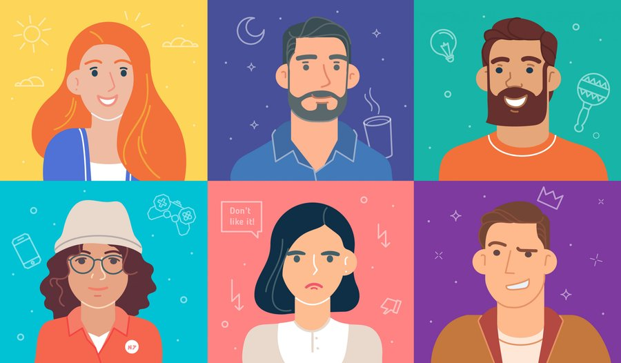 Gegensätzliche Charaktere: So gehen Sie mit den unterschiedlichen Persönlichkeitstypen in Ihrem Team richtig um