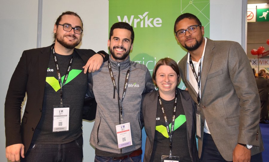 Wrike au Salon Intranet 2017