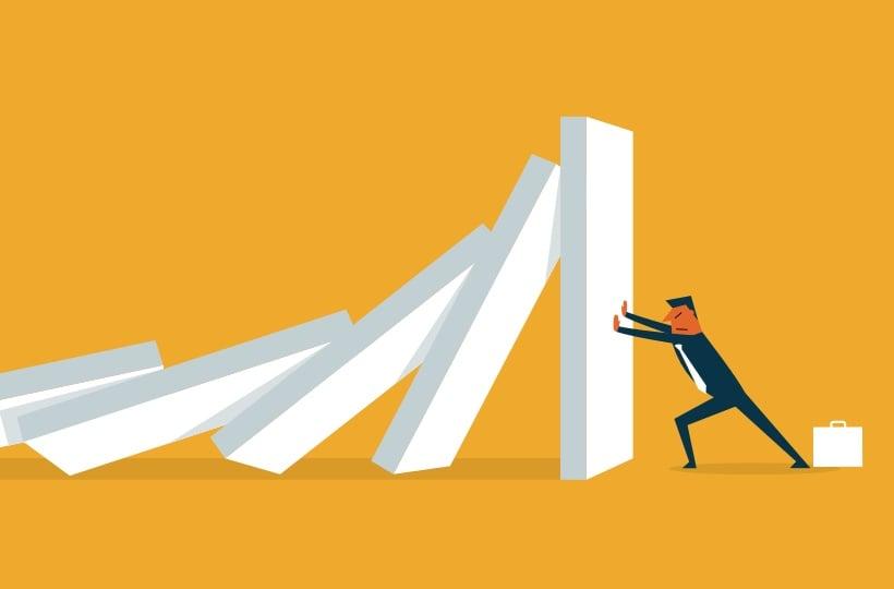 Den Domino-Effekt verhindern: Helfen Sie Teammitgliedern die Auswirkungen ihres Tuns zu erkennen