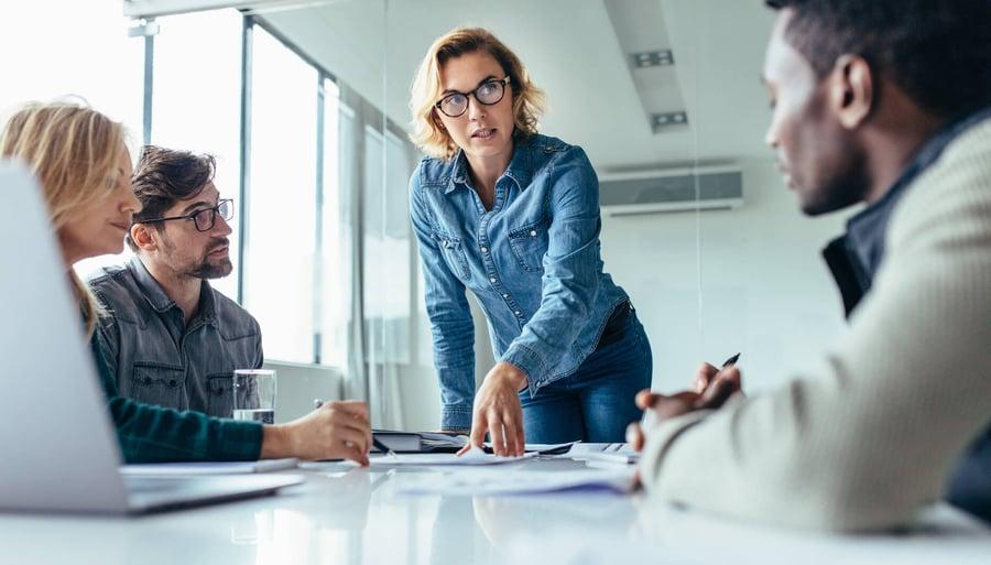 Diferencias entre un jefe de programas y un jefe de proyectos
