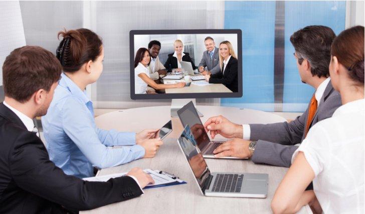 Cinco formas de mejorar las reuniones virtuales que gustarán a tu equipo