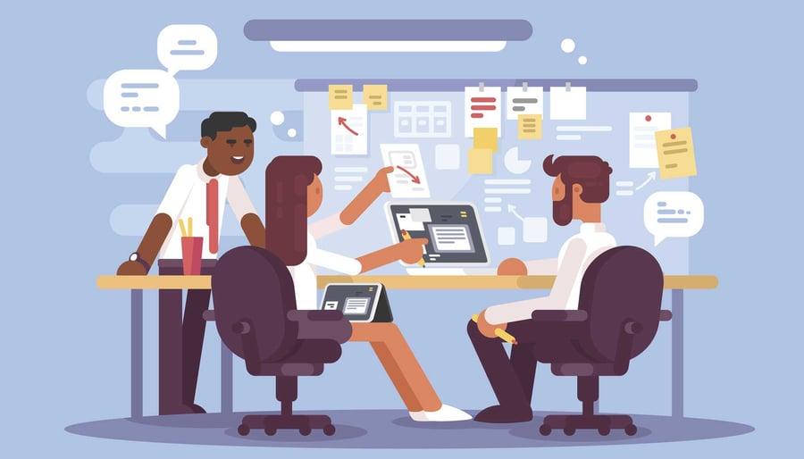 Garantiza una implementación excelente al subcontratar a un gestor de proyectos