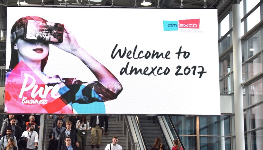 dmexco 2017: Ein Blick in die digitale Glaskugel