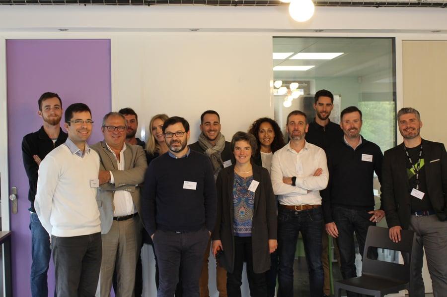 Rencontres Productives de Wrike à Nantes, 1ère édition !