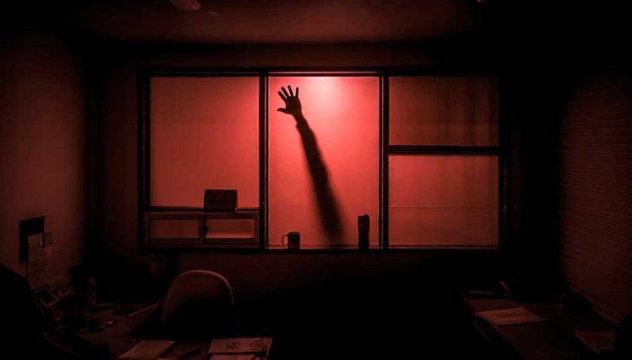 Ist Ihr Arbeitsplatz gruseliger als ein Horrorfilm?