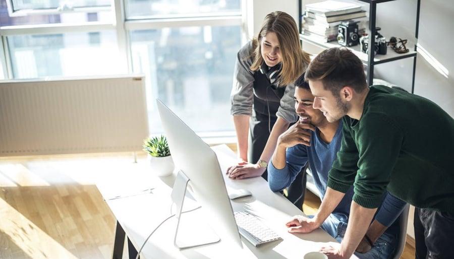 Busca y colabora más rápido: nueva función de búsqueda integrada