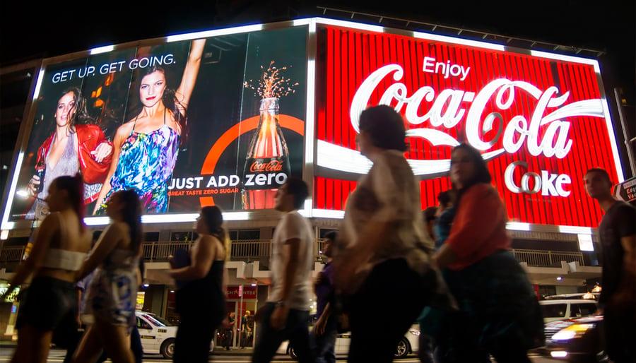 Секрет проведения успешных кампаний от Coca-Cola