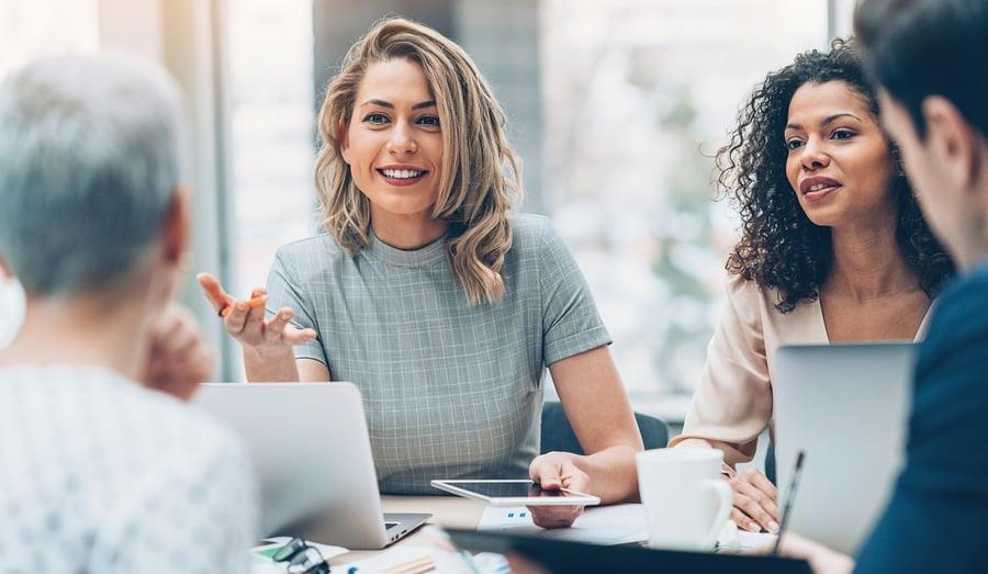 Joelle Kaufman's Secrets to Leading a Successful Team