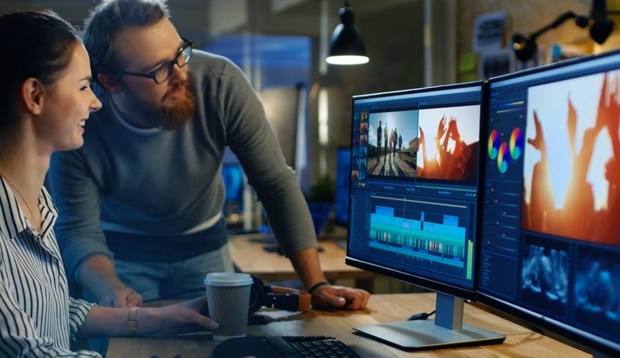 Los equipos creativos más estresados pueden encontrar ayuda en la automatización