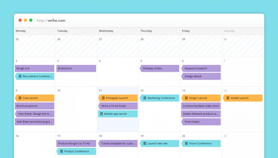 Découvrez les nouveaux calendriers d'entreprise