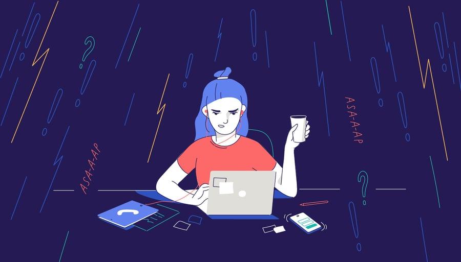 Почему ваша работа приносит столько стресса и как с этим бороться?