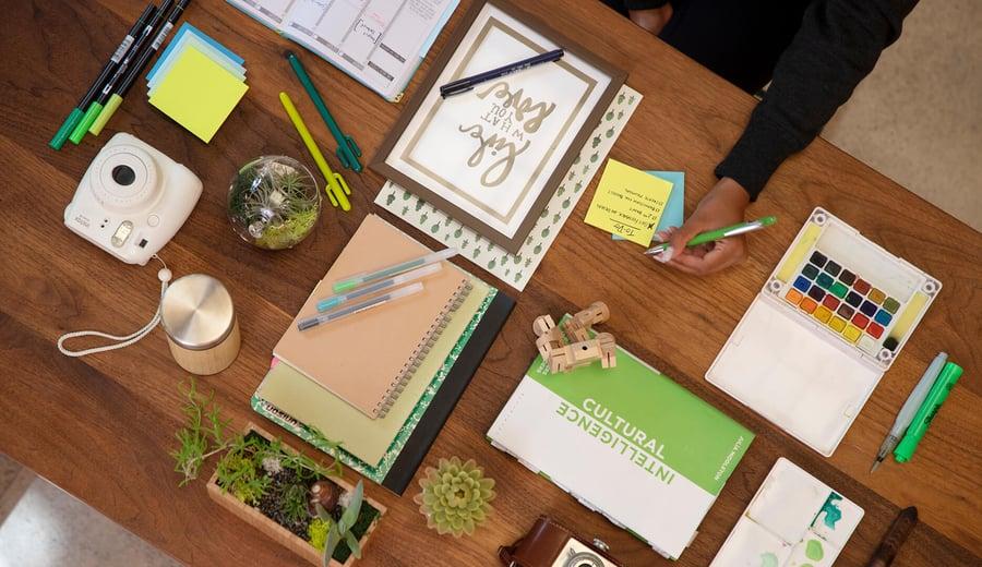Cómo crear una plantilla de briefing creativo eficaz en cinco pasos