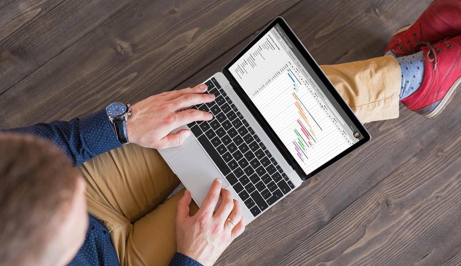 Временная шкала в системе управления проектами: четыре совета по использованию